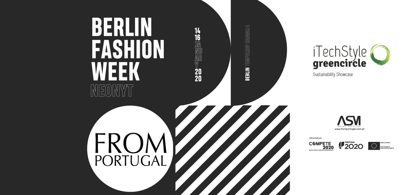 From Portugal takes to Berlin the Portuguese Fashion's sustainable wave