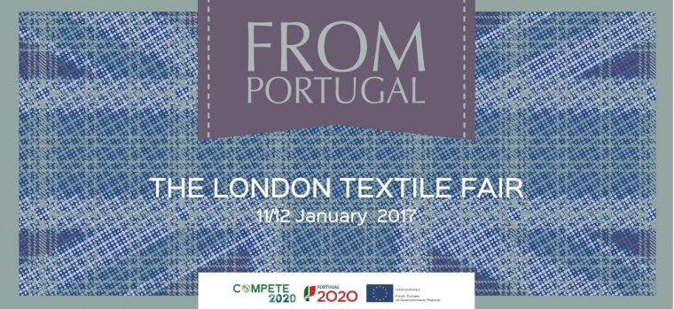 THE LONDON TEXTILE FAIR 2017 | 1st SEMESTER
