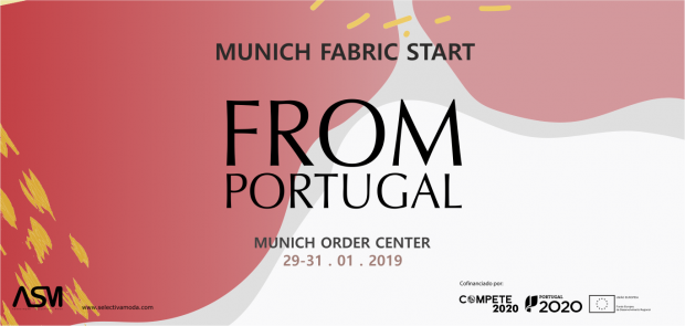 Portuguese textiles bet on exports and take novelities to Munich
