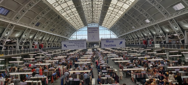 THE LONDON TEXTILE FAIR 2020 | 2º SEMESTRE | NOVAS DATAS