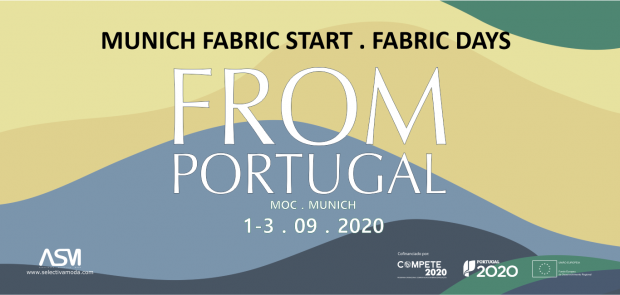 Comitiva nacional apresenta-se optimista na Fabric Days